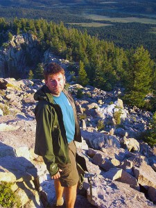 Greg Duckworth at Philmont Scout Ranch