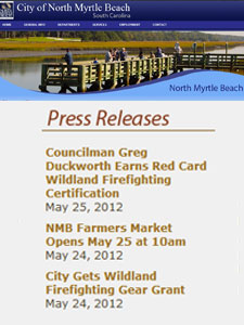 Councilman Greg Duckworth Earns Red Card Wildland Firefighting Certification