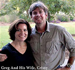 Greg and Crissy Duckworth