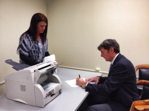 Greg Duckworth Filing to Run for District 104 Seat