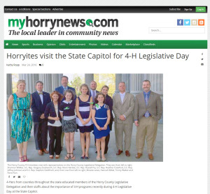 Horryites-visit-the-State-Capitol-for-4-H-Legislative-Day